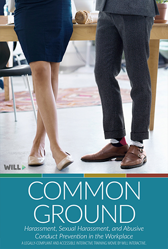 Common Ground - poster
