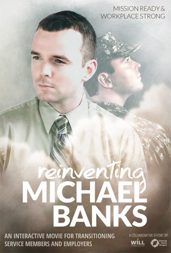 Reinventing Michael Banks - poster