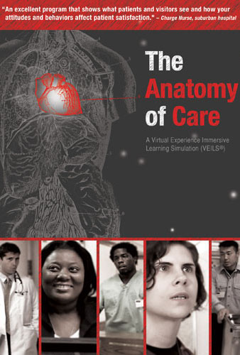 The Anatomy of Care Poster